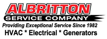 Albritton Service Co logo